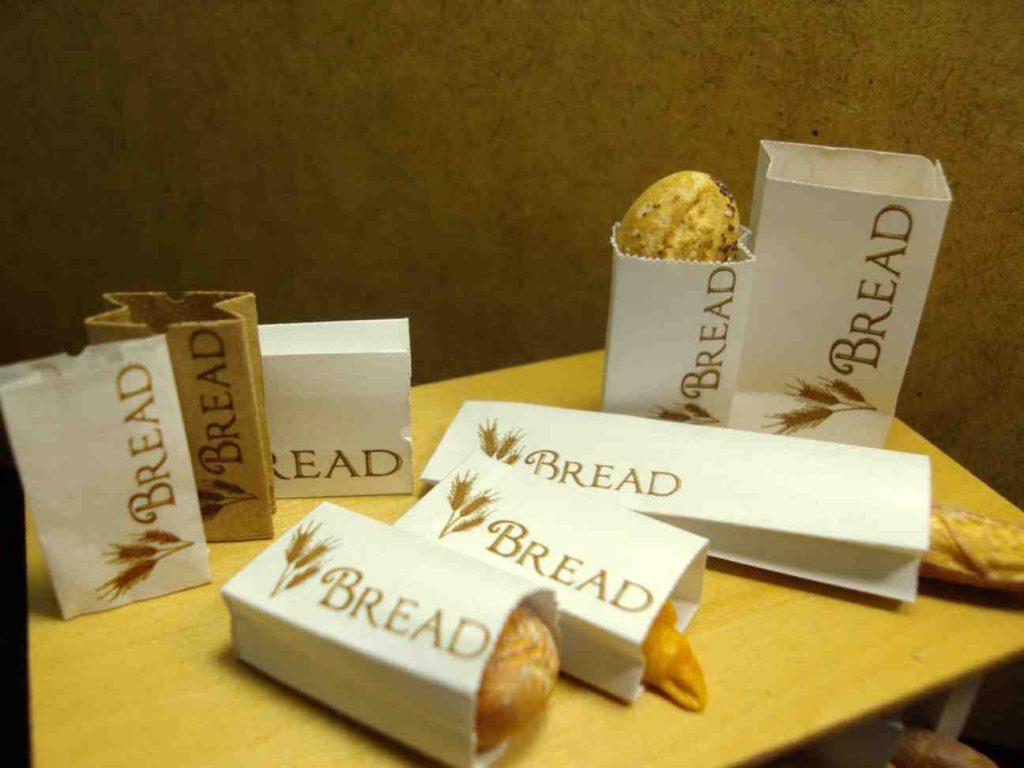Kết quả hình ảnh cho in túi giấy đựng bánh mì