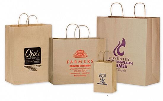 Chiến lược kinh doanh thông minh cùng in túi giấy đựng quần áo