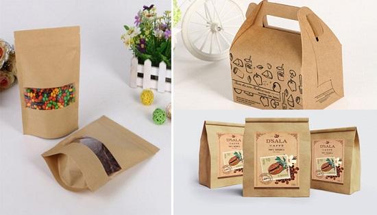 Túi giấy đựng thực phẩm có những lợi ích gì đối với doanh nghiệp?
