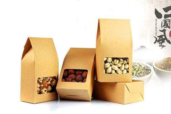 In túi giấy đựng thực phẩm trở nên phổ biến hiện nay, tại sao