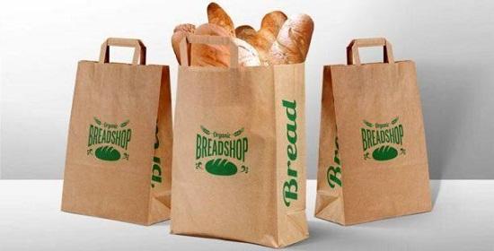 Nhu cầu hiện nay của in túi giấy đựng bánh mỳ