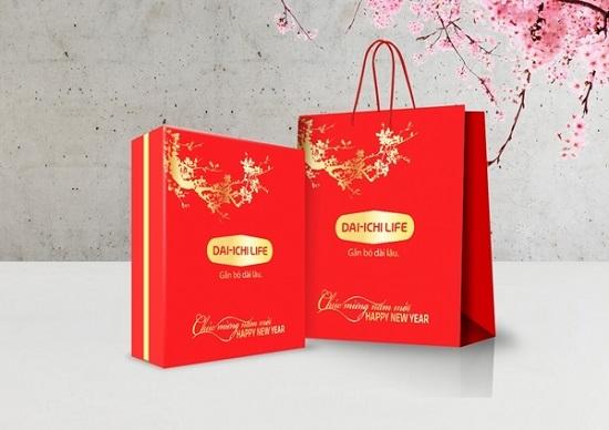 Những lợi ích của việc in túi giấy đựng quà tết