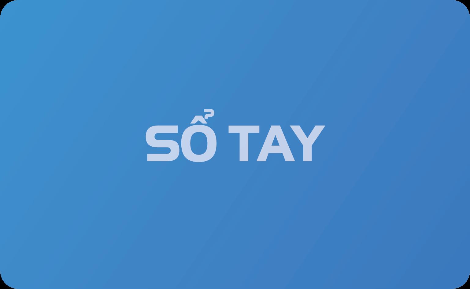 so-tay